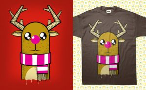 Rudolph by monned