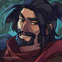[Icon-commission #20] by morteraphan