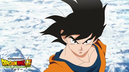GOKU 2018 DRAGON BALL SUPER BROLY by AlejandroDBS