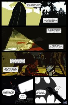 Batman: S.S #04 - PG2 by MrUncleBingo