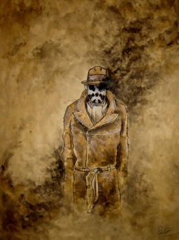 Rorschach by TwisterCyan
