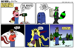 #093 - The 5th Pain of Christmas by Daily-Needs