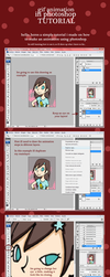gif animation in photoshop by GreenPop