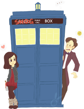 It Is NOT a Snog Box! by cici-chi