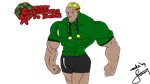 Christmas Special: MatiZ - Bodybuilder | by Phamy by MagicTV-TV