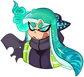 Sanitized agent 3 by CheeselessDorito