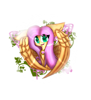 FlutterShy - the element of Kindness by Tailsgothicangel