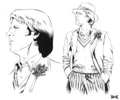 Doctor Who: The Fifth Doctor by RobertHack