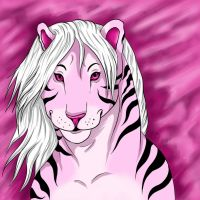 Lovely Tiger Comission by HotrodsImpulse