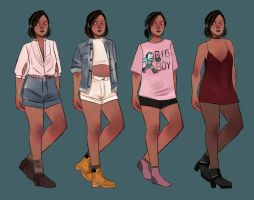 Outfits by Emishly