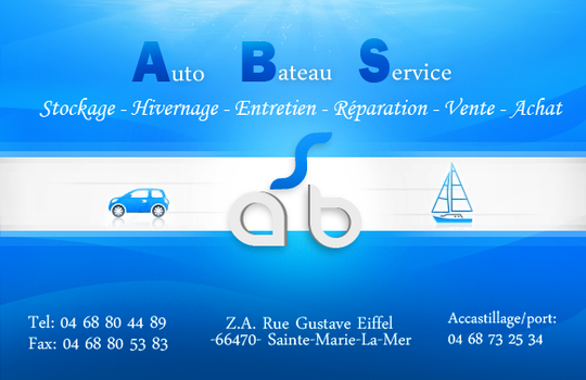 Carte de visite 'A.B.S' by king39