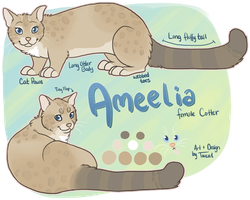 Ameelia the Cotter by Toucat