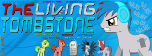 The Living Tombstone Facebook Banner #3 by FknSpitfire