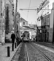 Streets of Lisbon #3 by Roger-Wilco-66