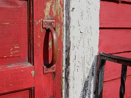 Doorhandle by scixual