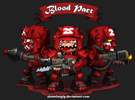 blood pact by SkeeNLangly