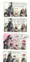 Snape's first day... by gerre