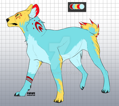 [OPEN] Dog Adopt Palette 04 by Louvive