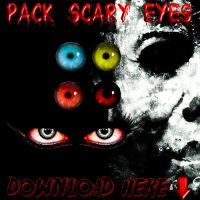 . PACK SCARY-EYES by FlawlessWorld