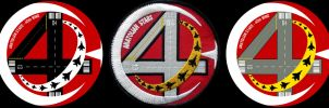 Ayjet 40th Wing Patch Design by lordcemonur