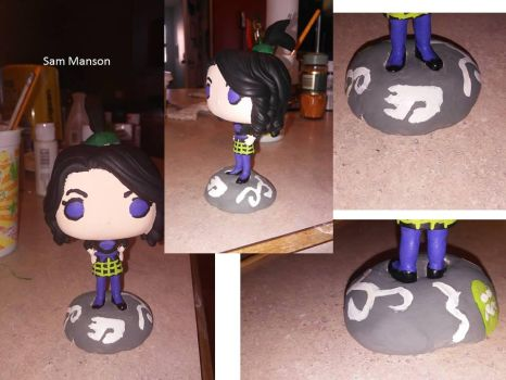 Funko Pop: Sam Manson // Danny Phantom by EspeonAlly