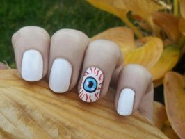 Eye See You by NailedItWithGlitter