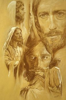 Jesus by dancingeyes