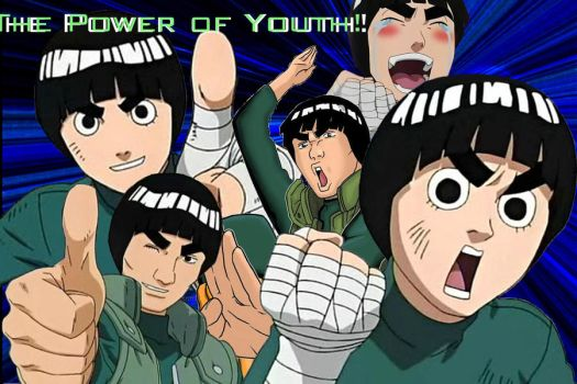 The Power of Youth by Little-L-Naruto