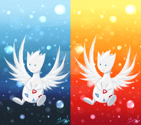 Togetic by blizzardfoot
