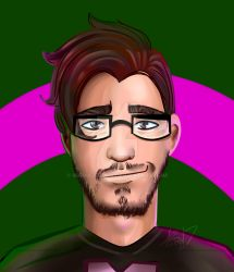 Markiplier by MamaJebbun
