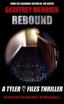 REBOUND Cover  by geoffmerrick