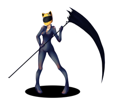 Celty by Rukaria