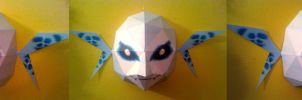 Zora Mask by Red-Flare