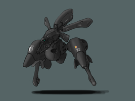 OUS-10 Krigga by Norsehound