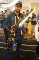 Vault 55 Fallout 4 Costume by ammnra