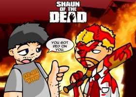 Shaun of the Dead by willgreg123