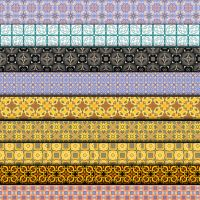 Nine patterns for Photoshop. Format PAT by k612