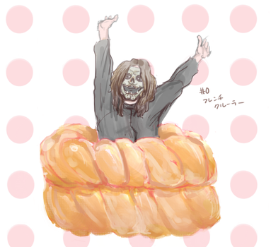 cruller by ihmetyK