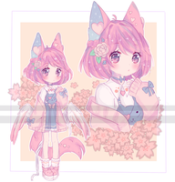 [closed] Yanny adoptable by Seraphy-chan