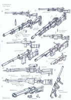 weapons 33 by TugoDoomER