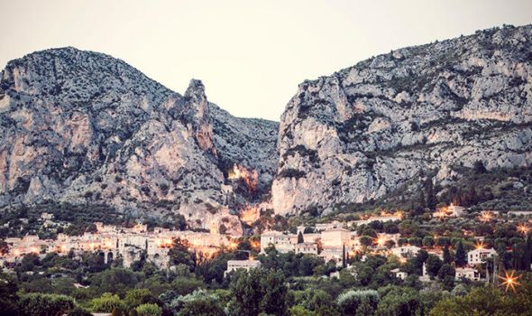 Provence // Summer 2014 // Moustier de Saint Marie by AngelxBaby