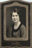 Old photo of a Girl by infrastock