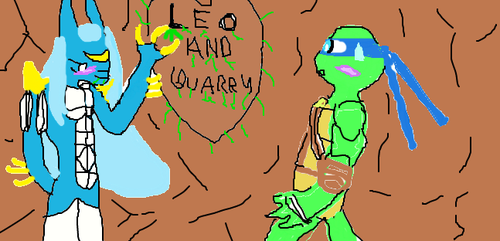 the love of quarry by leonardo by jadyreb