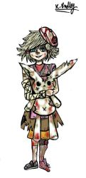 tiny tina by SHAWTYBOOSTER