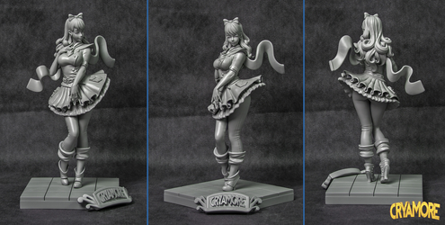 Bliss Barson Statue - Prototype by Robaato