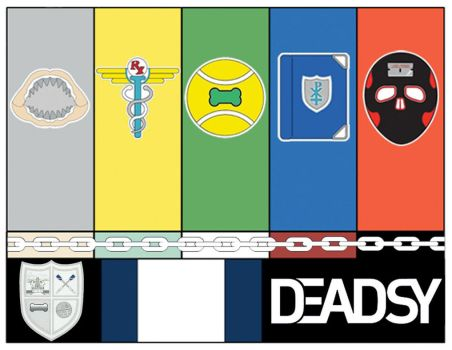 Deadsy MousePad by DevilMayCry2550