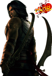 prince of persia the warrior within by XLR8gfx