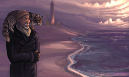 Old Sailor by saeto15