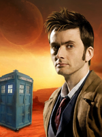 The 10th Doctor Who by Brekke17