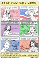 Women's History Month by Gyno-Star